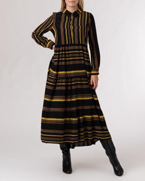 Sukienka Le Journal Coco 12RSU1897Y_ZOLTY żółty