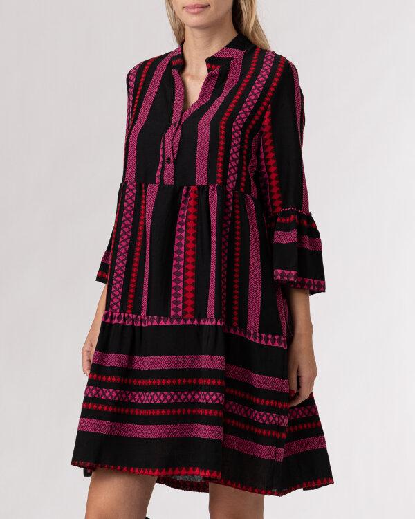 Sukienka Le Journal Coco 12RSU1895R_ROZ wielobarwny