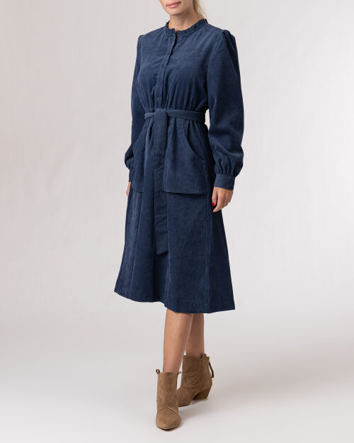 Sukienka Lollys Laundry 21424_3053_DARK BLUE granatowy