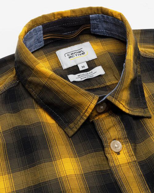 Koszula Camel Active 6S30409130_60 żółty