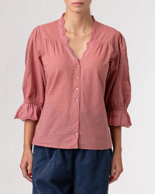 Bluzka Lollys Laundry 21441_1003_MAUVE różowy