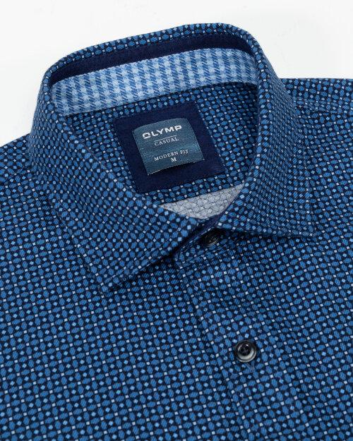 Koszula Olymp 408084_15 niebieski