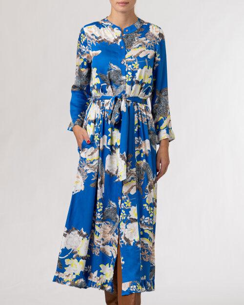 Sukienka Lollys Laundry 21454_3020_BLUE niebieski