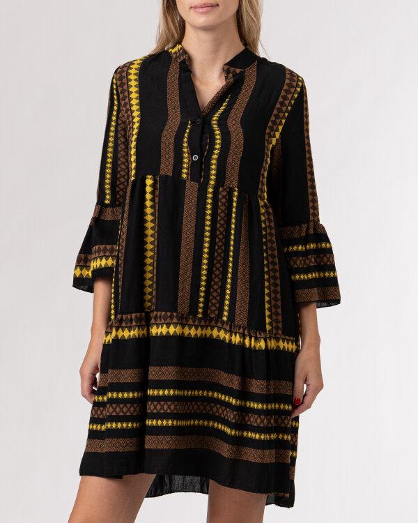 Sukienka Le Journal Coco 12RSU1895Y_ZOLTY żółty