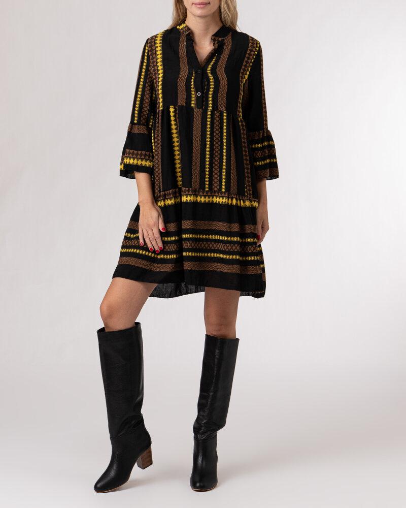 Sukienka Le Journal Coco 12RSU1895Y_ZOLTY żółty - fot:5