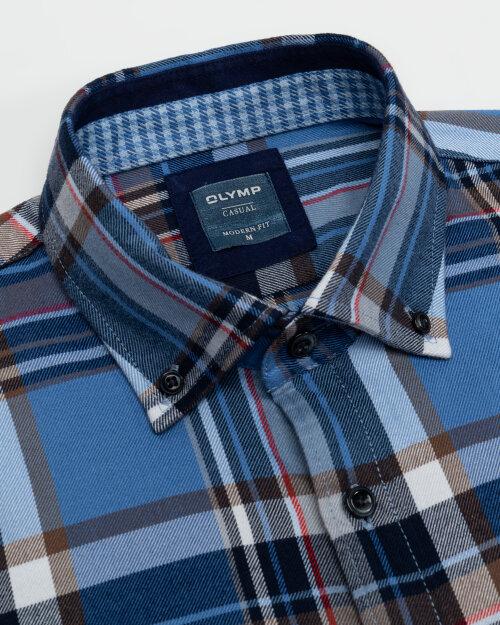 Koszula Olymp 409284_15 niebieski