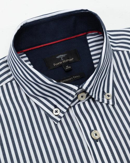Koszula Fynch-Hatton 12218200_8200 granatowy