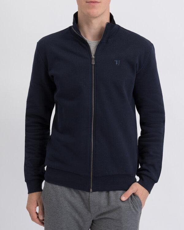 Sweter Trussardi Jeans 52F00099_1T003041_U290 granatowy
