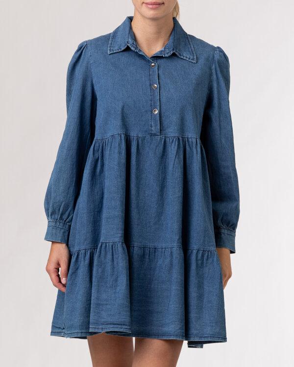 Sukienka Le Journal Coco 12DSU3997J_JEANS niebieski