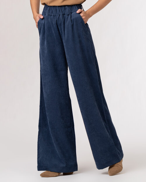 Spodnie Lollys Laundry 21424_5011_DARK BLUE niebieski
