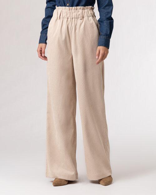 Spodnie Lollys Laundry 21424_5011_CREME beżowy