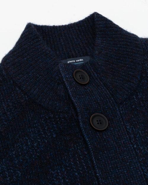 Sweter Pierre Cardin 12564_55698_3000 granatowy