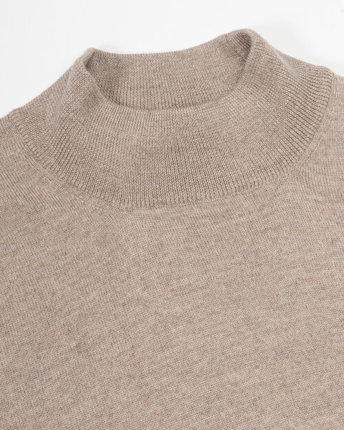 Sweter Gran Sasso 5515514290_018 beżowy