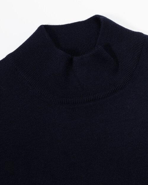 Sweter Gran Sasso 5515514290_598 granatowy