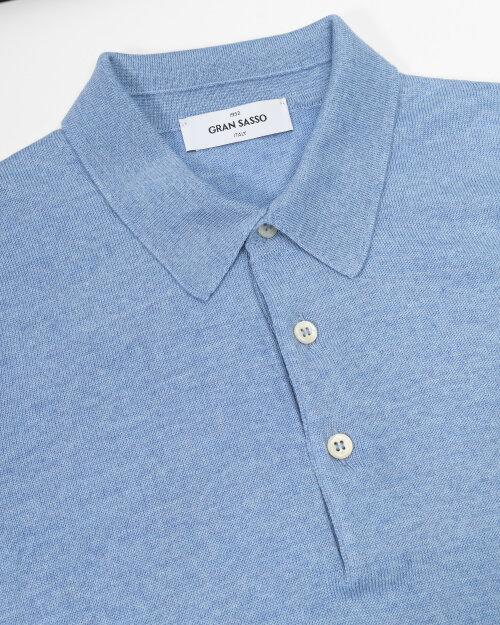 Polo Gran Sasso 5513214290_519 niebieski