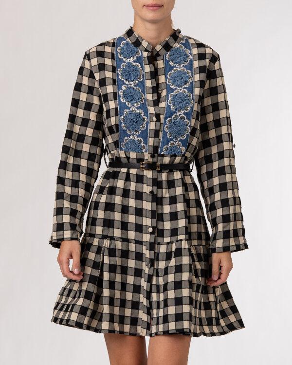 Sukienka Le Journal Coco 12DSU1217C_CZARNY czarny