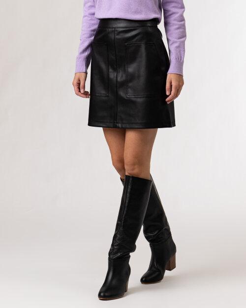 Spódnica Na-Kd 1018-007369_BLACK czarny