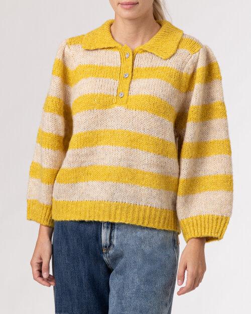 Sweter Lollys Laundry 21470_6013_YELLOW żółty
