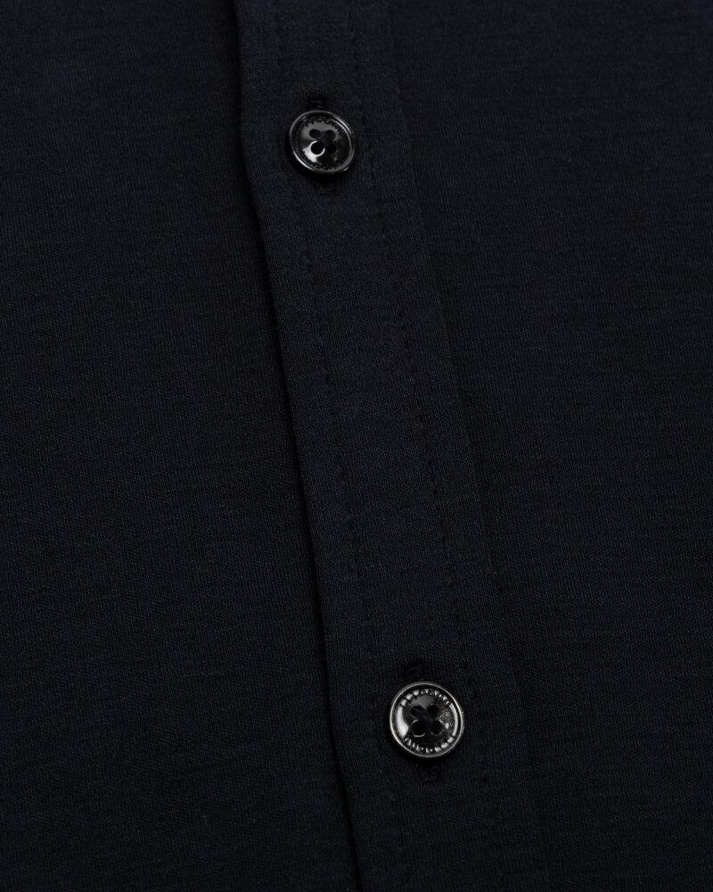 Koszula Bugatti 85193_3 8130_390 granatowy - fot:3