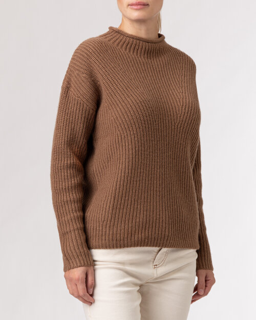 Sweter Camel Active 6K13309536_12 brązowy