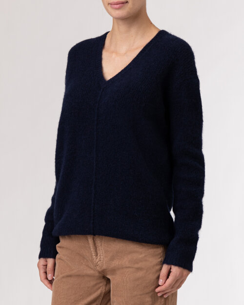 Sweter Camel Active 6K61309507_45 granatowy