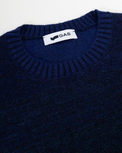 Sweter Gas A2404_HURRY/R             _1354 niebieski