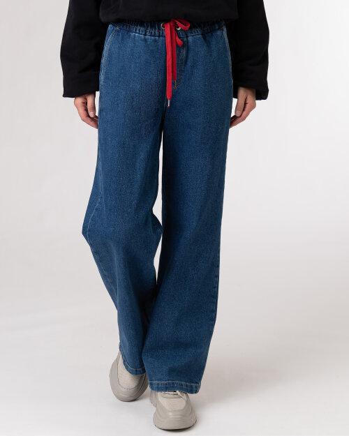 Spodnie Gas A2284_JOVY                _WT09 niebieski