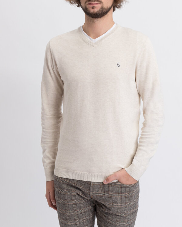 Sweter Colours & Sons 9219-161_099 kremowy