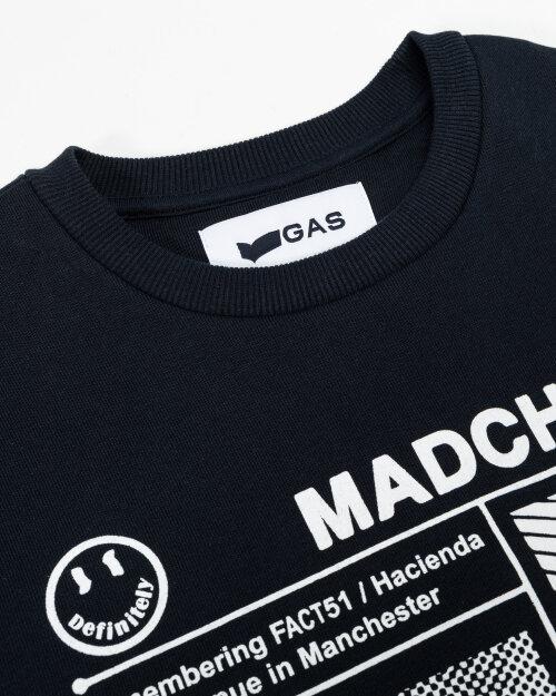 Bluza Gas A2272_SVEN/R MADCHESTER   _0194 czarny