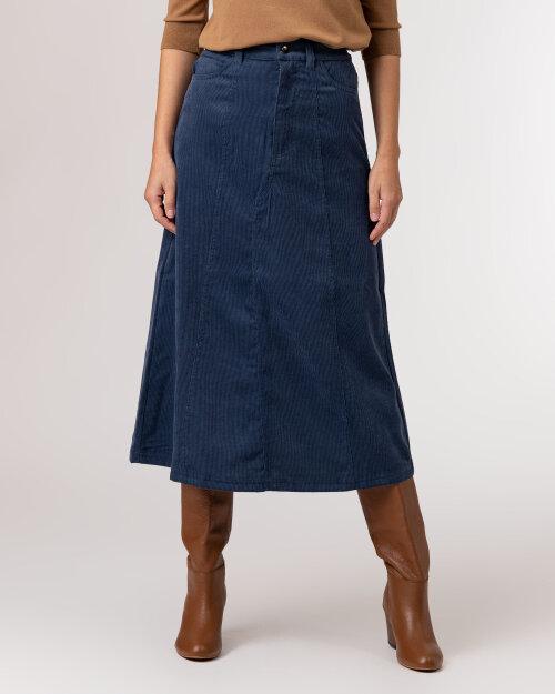 Spódnica Lollys Laundry 21424_4014_DARK BLUE niebieski
