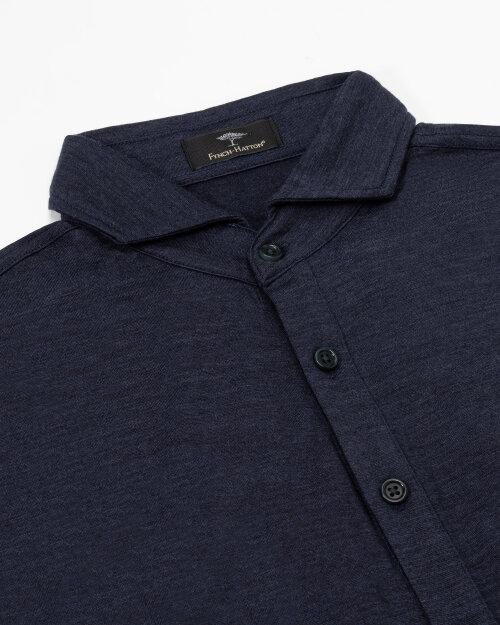 Koszula Fynch-Hatton 12211901_650 granatowy