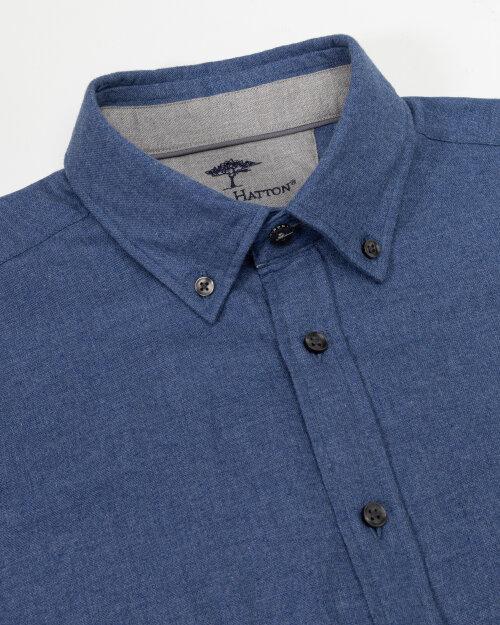 Koszula Fynch-Hatton 12216030_6030 niebieski
