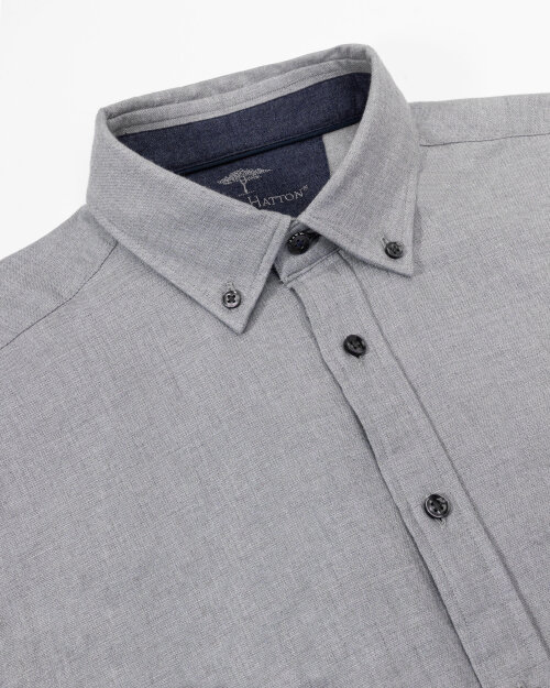 Koszula Fynch-Hatton 12216030_6034 jasnoszary