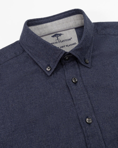 Koszula Fynch-Hatton 12216030_6033 granatowy