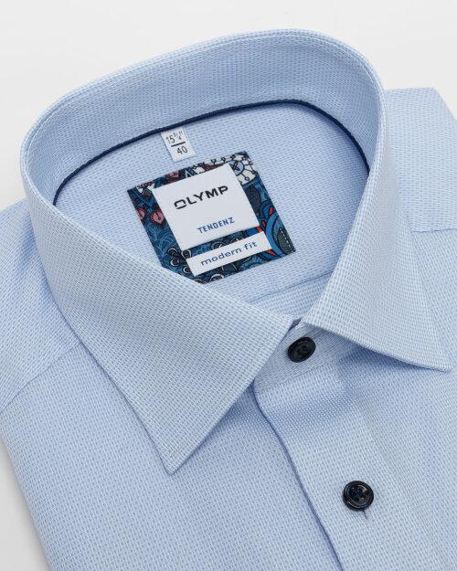 Koszula Olymp 861884_11 błękitny