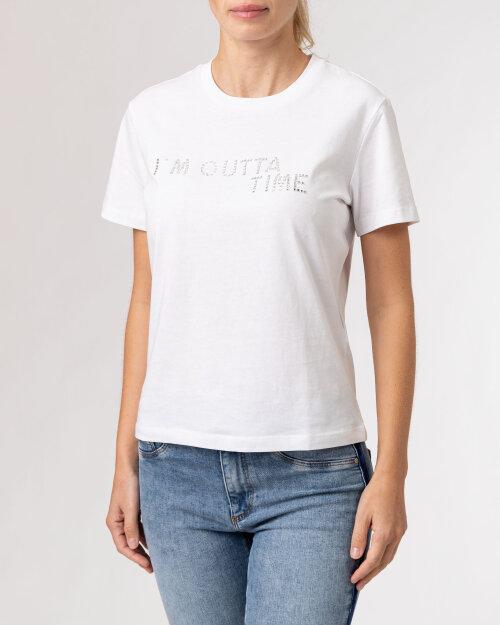 T-Shirt Gas A2149_DOLL S.MUSIC        _0001 biały