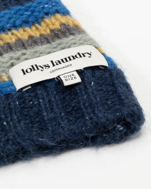 Czapka Lollys Laundry 21403_0004_DARK BLUE wielobarwny