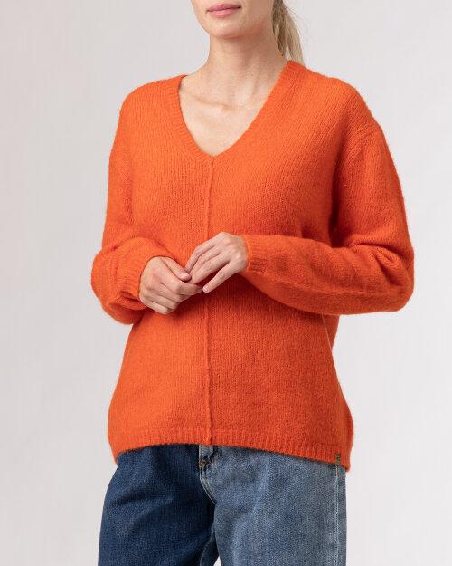 Sweter Camel Active 6K61309507_52 pomarańczowy