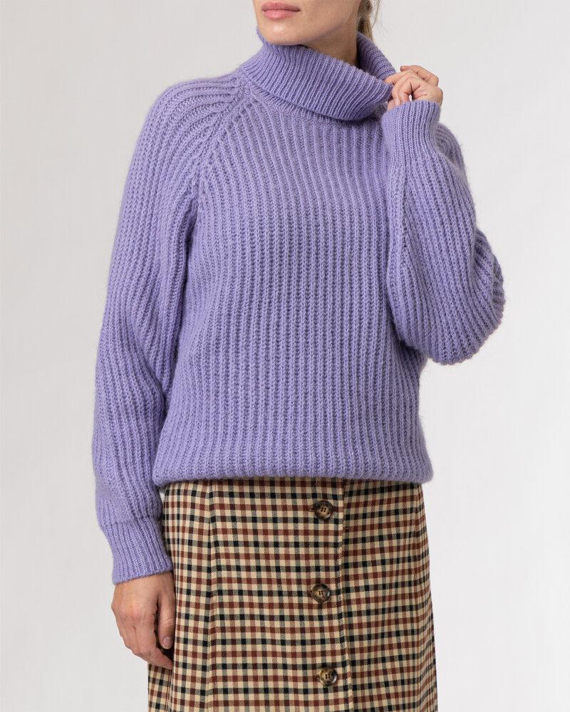 Sweter Trussardi  56M00450_0F000649_V060 fioletowy - fot:2