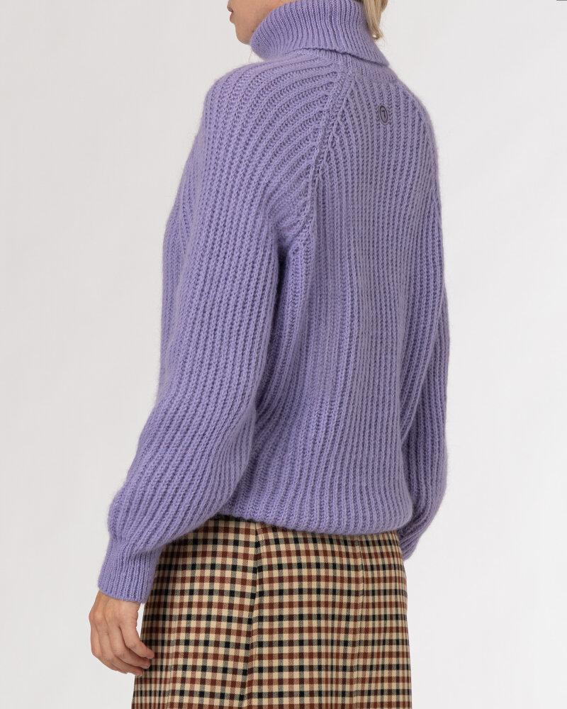 Sweter Trussardi  56M00450_0F000649_V060 fioletowy - fot:4