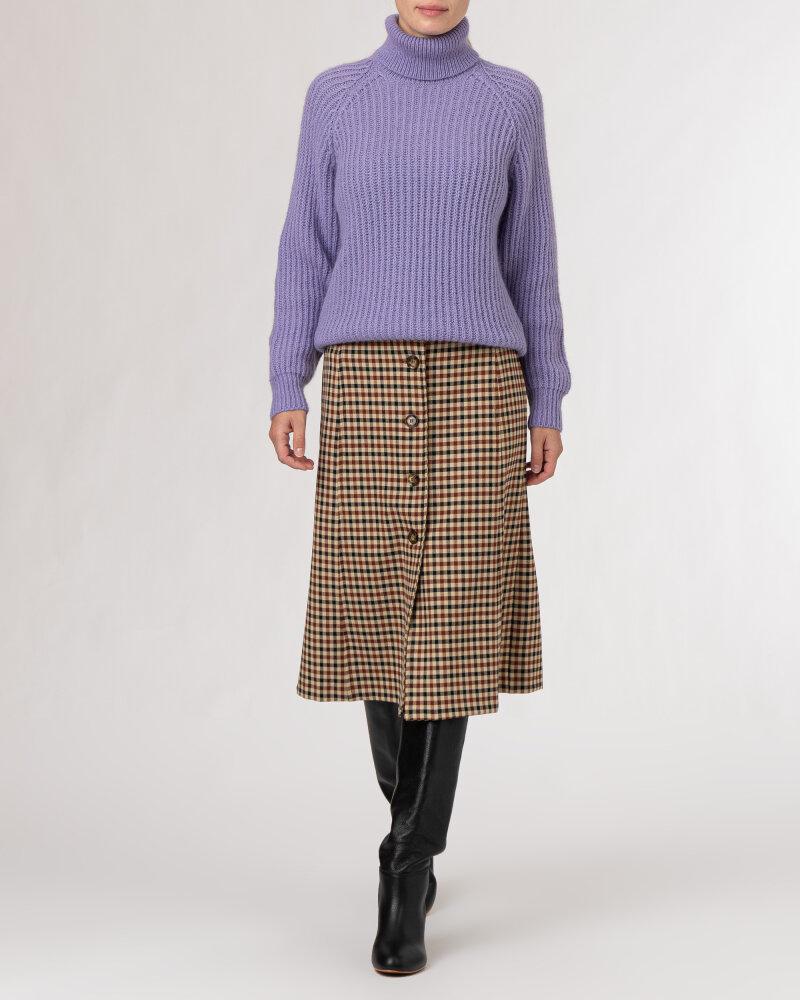 Sweter Trussardi  56M00450_0F000649_V060 fioletowy - fot:6