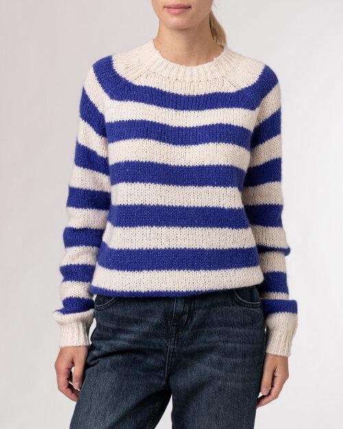 Sweter Lollys Laundry 21405_6005_NEON BLUE niebieski