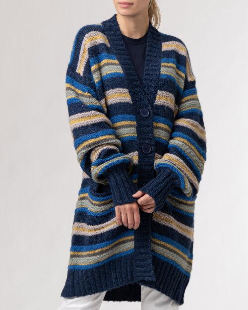 Sweter Lollys Laundry 21403_6001_DARK BLUE wielobarwny