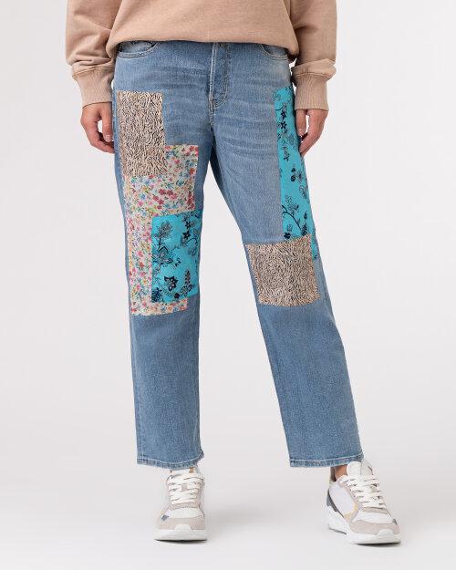 Spodnie Replay WA454T.000.509 949_010 niebieski