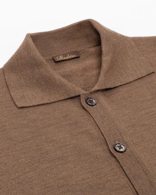 Sweter Stenstroms 420102_1355_254 brązowy