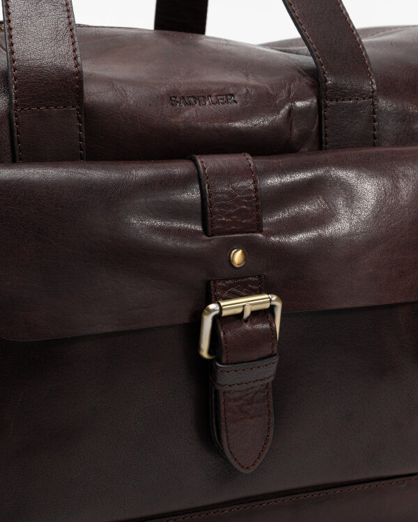Torba Saddler 113570004_DK.BROWN brązowy