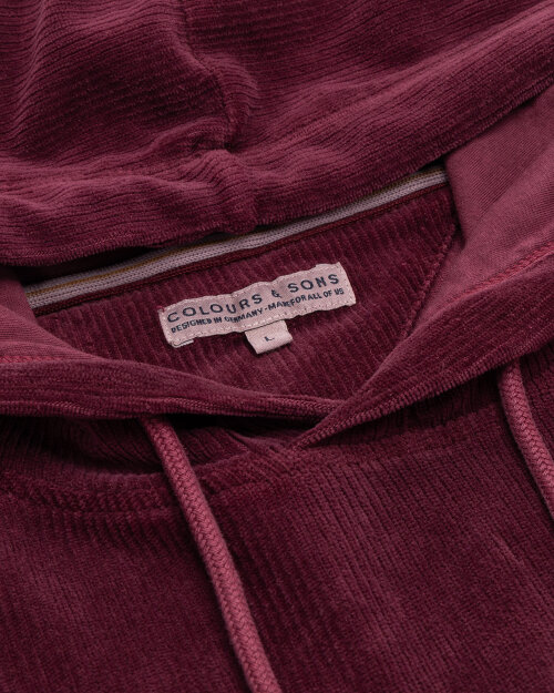 Bluza Colours & Sons 9221-481_299 PORT WINE fioletowy