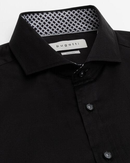Koszula Bugatti 88506_6 9950_290 czarny