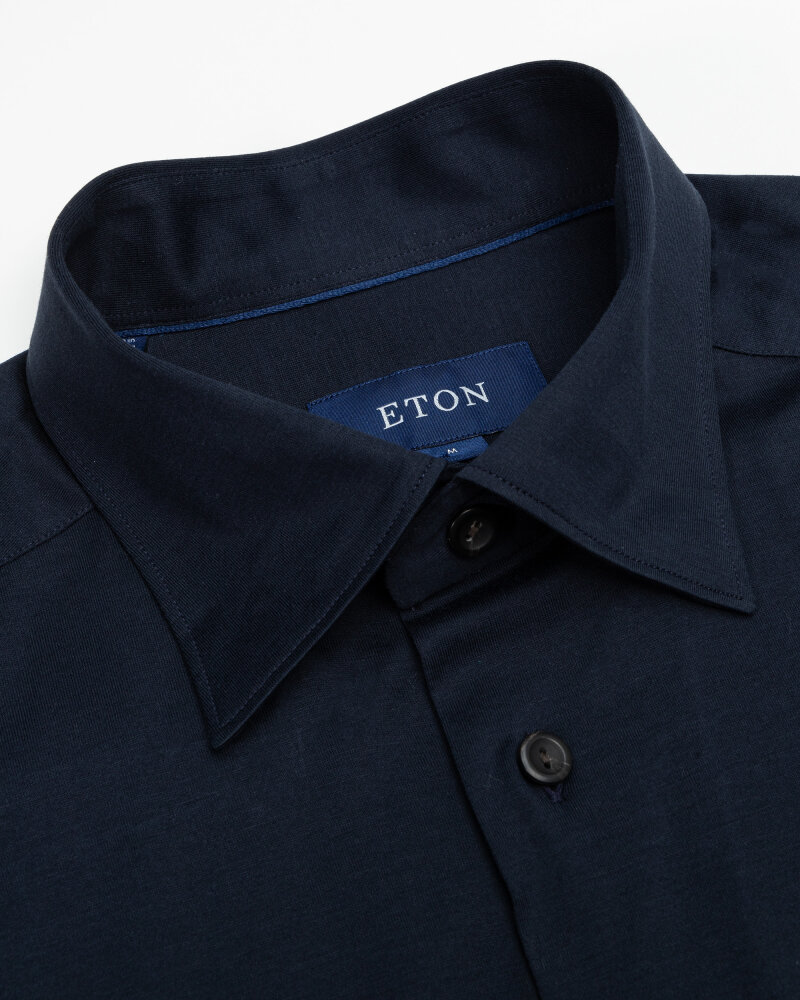 Koszula Eton 1000_00451_29 granatowy - fot:2