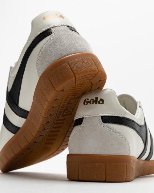 Buty Gola CMB045WB_GOLA HURRICANE LEATH_WHT/NAVY/RED/GUM biały